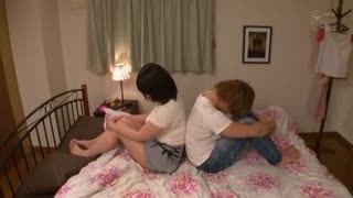 パイスラ巨乳で姉の彼氏を寝取る小悪魔妹